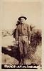 "Thuer, Frank:  ""Smiling Brother, Thuer""<br /> <br /> Soldier World War I - served in France"