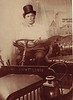 "Nicodemus Thuer, Union Station, Car ""Union Station Souvenir, St. Louis, Mo""<br /> <br /> Johann Nikodemus THUER<br /> Birth:16 Dec 1856, Altstatten, St. Gallen, Switzerland<br /> Death:2 Sep 1939, St. Louis, MO<br /> Father:Johanes THÜR<br /> Mother:Elisabetha JASLER<br /> <br /> Spouse:Maria Theresa WEIDERMIER<br /> Birth:15 Oct 1862, Rind (or Rinol), Tirol, Austria<br /> Death:1 Oct 1912, St. Louis, MO<br /> Mother:Maria Anna<br /> Marr:25 Feb 1886, Alstatten, St. Gallen, Switzerland<br /> <br /> Children:<br /> Maria Theresa (1887-1968)<br /> Maurice (-1912)<br /> Frank"