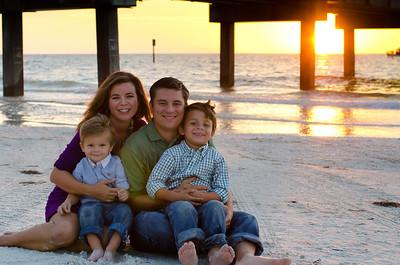 Battaglia family 2013
