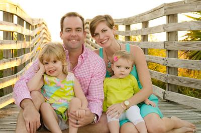 Tucker family fall 2014