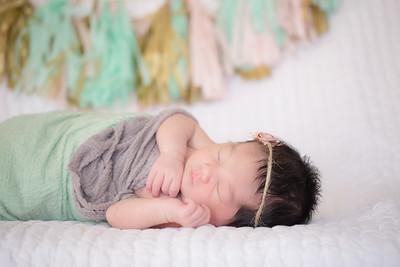 Newborn Agnes