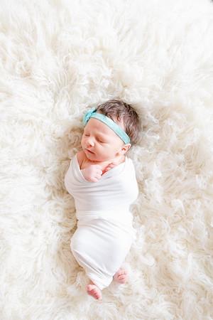 Newborn Elizabeth
