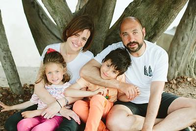Familia Laura y Alberto