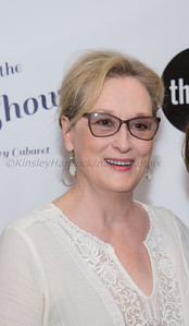 """Theatre Workshop of Nantucket presents """"On With the Show: A 60th Anniversary Cabaret featuring Meryl Streep with John Shea & Joe Grifasi"""", Nantucket Hotel & Resort, Nantucket, MA July 30, 2016"""