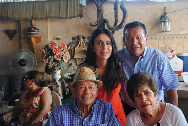 Familia Regalado Chavez 2017
