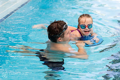 Familias DownMadrid Piscina