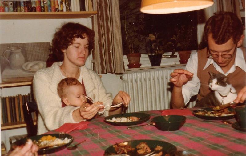 Vakantieweekje Apeldoorn. begin september '79.