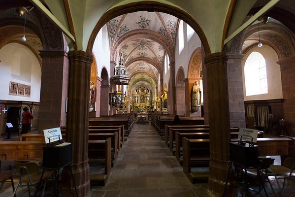 basilika steinfeld