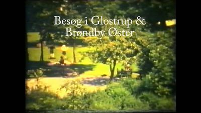Besøg i Glostrup og Brøndby Øster