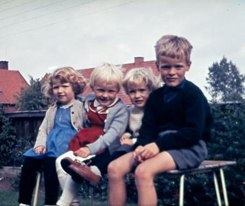 Mariannne, Mersi ?, Mette og Morten.