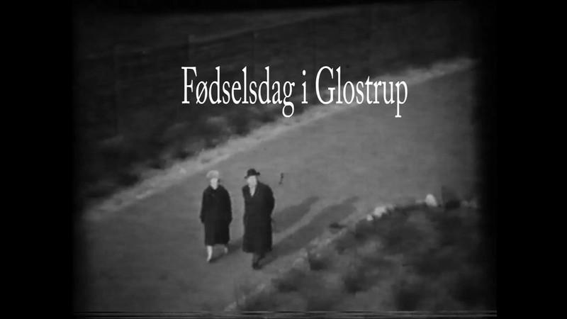 Fødselsdag i Glostrup hos Dagny og Henrik Holst. Bedstemors 80 årsfødselsdag 24. November 1962.