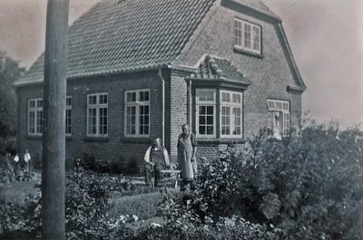 Aftægtshuset, Grethes bedsteforældre i Assendløse.