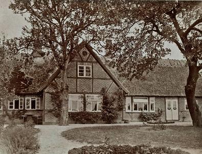 Abildgård, Assendløse før branden.