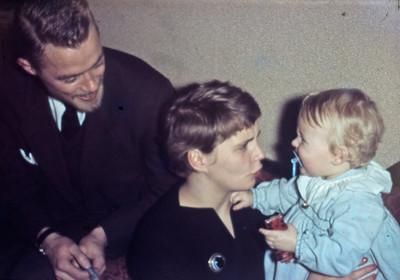 Kurt Baumgarten, Lise / Laura?, Mette / Mersi?