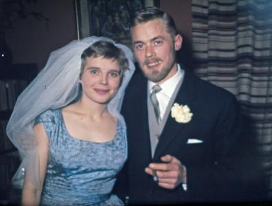 Lise og Kurt Baumgarten.