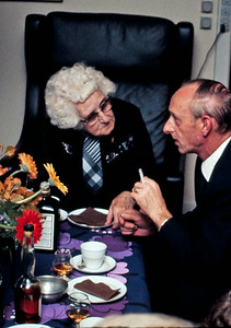 Tante Anna og Ejnar Renberg.