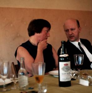 Grethe Renberg og Hans martin Hansen.