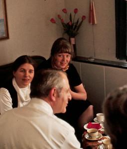 Volmer Rolff, Laura Turner og Inger Stilling.