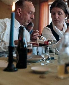 Ejnar renberg og Laura Turner.