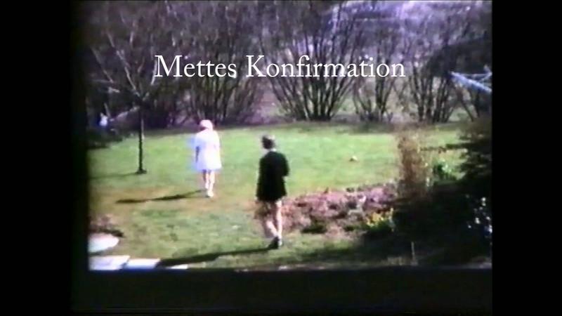Mette blev konfirmeret år ?