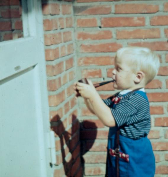Morten ryger pibe.