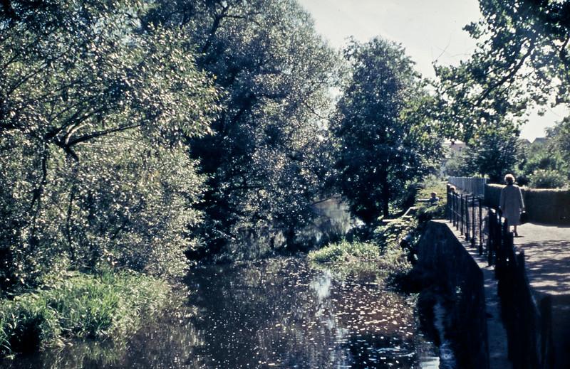 Kanal i Utterslev Mose