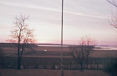 Udsigten fra husmandsstedet ved Vigen / Gundsømagle.