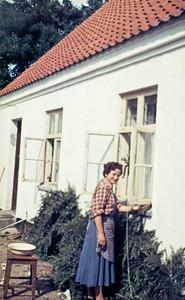 Rie ordner vinduer.
