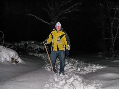 Herretur til Sverige januar 2010