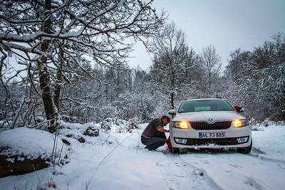 Herretur til Sverige januar 2015