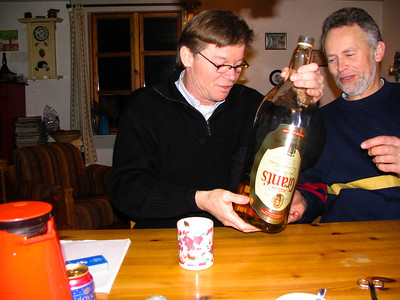 Herretur til Sverige januar 2005