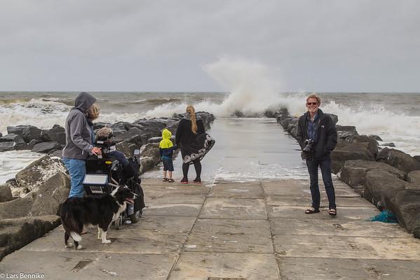 2015 Vesterhavet i frisk vind