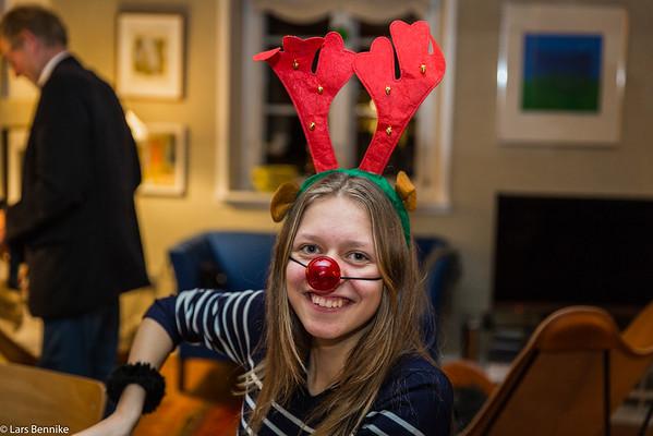 2016 Rudolf på julebesøg