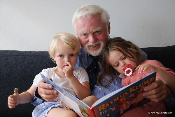 Barnedåb - Nini og Jesper - august 2012