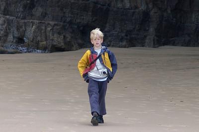 Oskar ist cool. In Neuseeland hat er angefangen zu fotographieren.