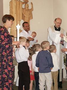 Die Kinder durften aktiv mitmachen.
