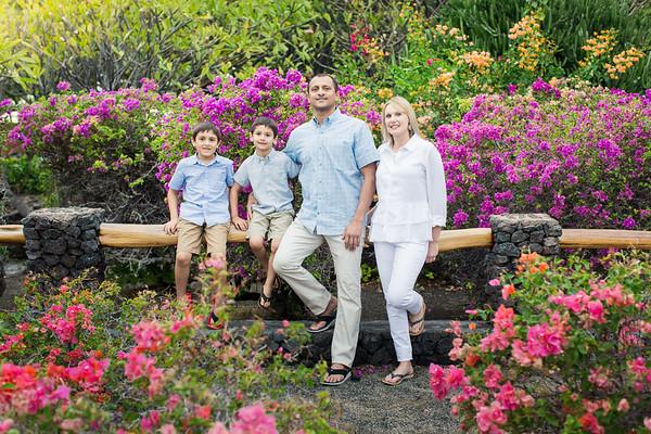 The Chanda Family