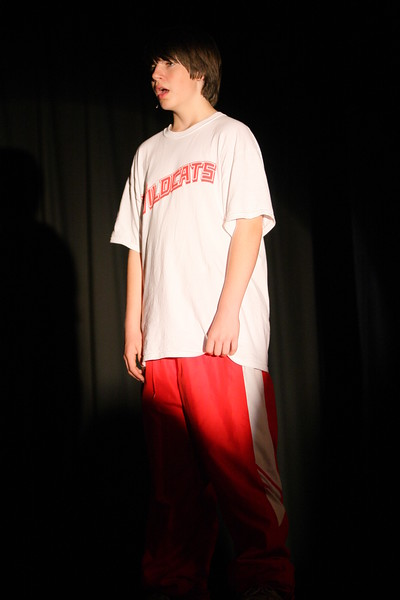 Friday Performance of High School Musical