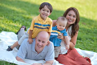 Margiotta Family at Park