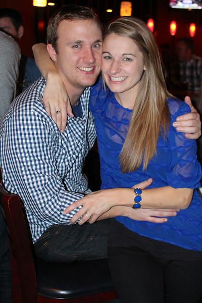LAUREN & BEN Engagement Night