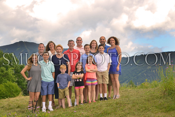 Bowman Family - 07/26/16