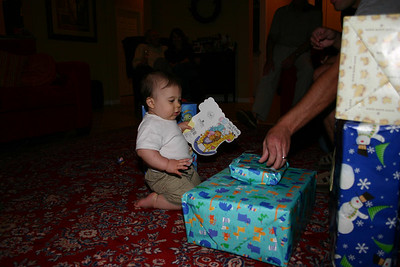 Nicklaus's First Birthday