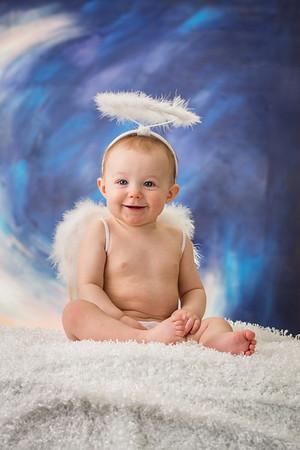 Quinn 8 months