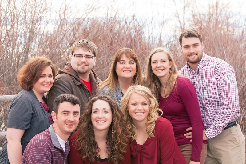 Tyler Shearer Photography Lusk Family Portraits