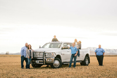 Tyler Shearer Photography Family Portraits