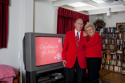 Bill and Alice Foster