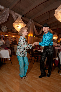 Carol and Mort Schomer 57th Wedding Anniversary at Joseph's on the Water