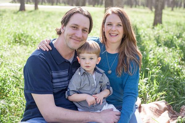 Vander Perren Family Spring '14