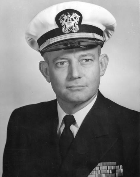 Lieutenant Commander Buford B Akridge
