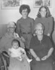 Five generations Mrs Betty Peters Albritton April 1968